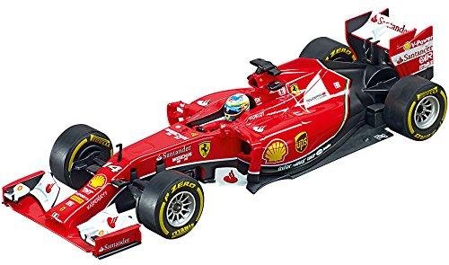 Carrera 20030734 - Dig 132 Ferrari F14 T F Alonso, No.14 , Spielbahnen