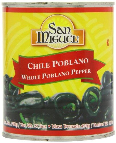 Poblano Chili