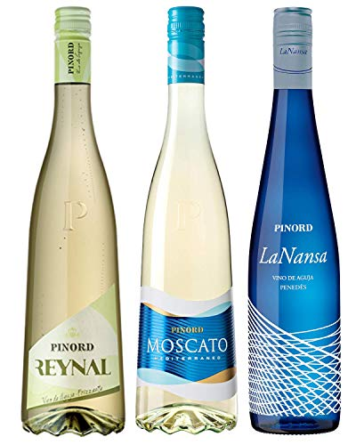 Pinord Pack 3 Vinos De Aguja De Fermentación Natural - 2250 ml