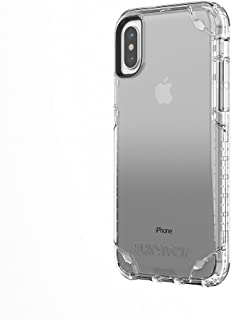 Griffin Survivor Strong iPhone X Case with Slim and Shock-Absorbing Design - Clear
