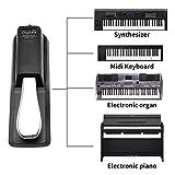 IMG-2 sustain pedal tastiera con cavo