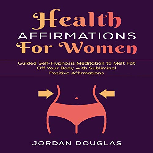 Health Affirmations for Women audiobook cover art