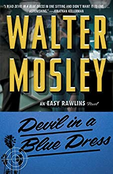 Paperback Devil in a Blue Dress (Easy Rawlins Mystery) Book