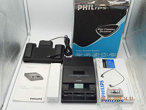 Philips Wiedergabeset Philips B720T / LFH720 anthrazit