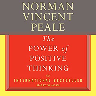 The Power of Positive Thinking     A Practical Guide to Mastering the Problems of Everyday Living              Written by:                                                                                                                                 Norman Vincent Peale                               Narrated by:                                                                                                                                 uncredited                      Length: 3 hrs and 46 mins     49 ratings     Overall 4.3
