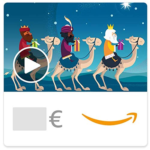 Cheques Regalo de Amazon.es - E-mail - Reyes magos (animación)