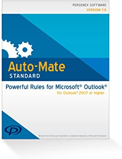 Auto-Mate Standard 7 for Outlook (32 bit) [Download]