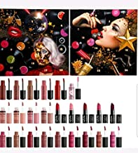 NYX Love Lust Disco 24 Day Cosmetic Lipstick & Lip Gloss Advent Calendar