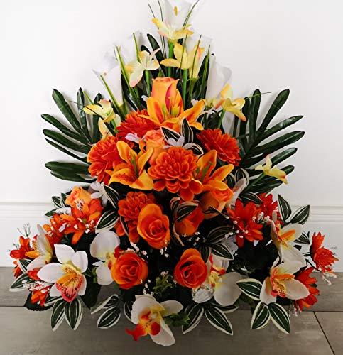 MICA Decorations 147661/Guan Bouteille//Vase Verre 15/x 15/x 40/cm Gris