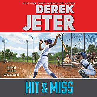 Hit & Miss audiobook cover art