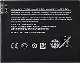New 3340 mAh Replacement Battery for Microsoft Nokia Lumia 940 XL / 950 XL BVT4D BV-T4D