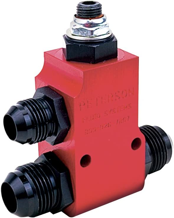 Peterson Fluid Systems 09-0161 Relief Detroit Cheap super special price Mall Valve Remote 12AN