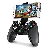 GameSir G4 drahtloser Bluetooth Gamecontroller, Joystick Gamepad für Android Handy/TV Box/Samsung Gear VR/Windows 7, 8, 8.1, 10/Oculus