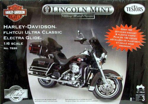 1/6 FLHTCUI Harley Ultra Classic (japan import)