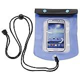 Lewis N. Clark WaterSeals Triple Seal Waterproof Pouch + Dry Bag for Cell Phone...