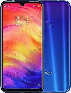 Xiaomi Redmi Note 7 RAM 4GB + ROM 128GB (Blue/ブルー) Snapdragon 660 6.3インチ MIUI10 水滴型ノッチ 4800万画素カメラ 4000mAh大容量バッテリー搭載 SIMフリー スマートフォン本体 (グローバル版/日本語対応・Googleアプリ対応)