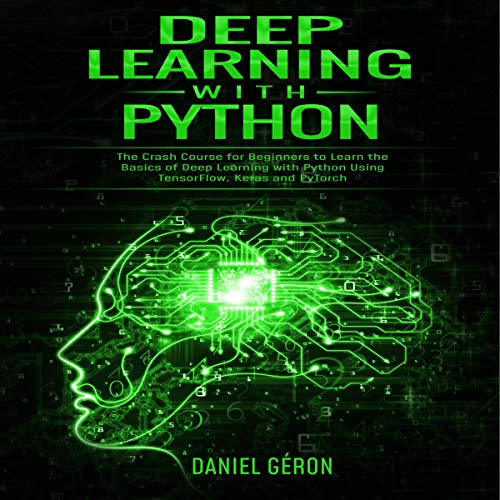 『Deep Learning with Python』のカバーアート