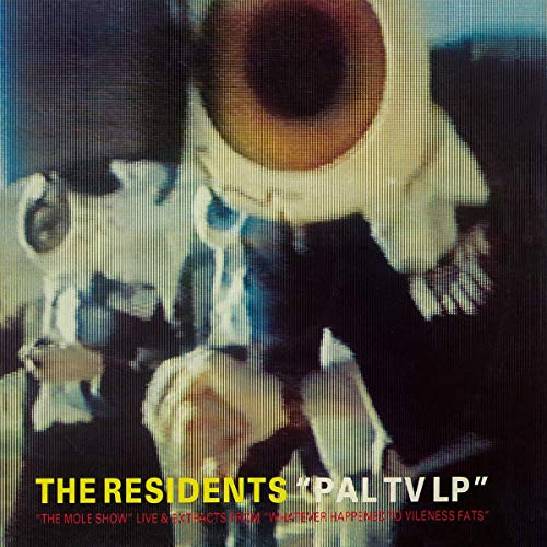 Residents - Pal Tv Lp