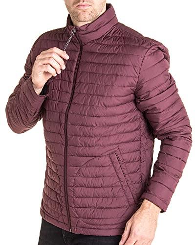 JACK & JONES - Herren Stepp-Jacke, JPRTAB Jacket, (Art. 12137890), Größe:XL, Farbe:Sassafras