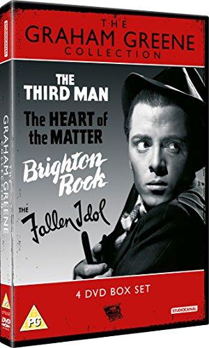 Graham Greene Boxset (Re-Packaged) [DVD]