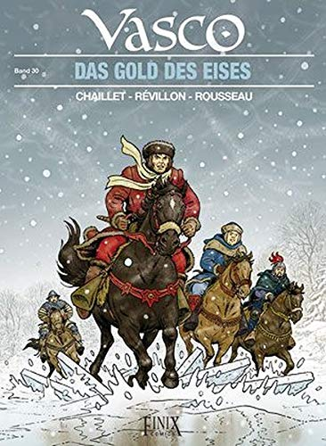 Vasco / Das Gold des Eises