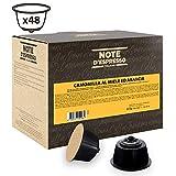 Note D'Espresso Chamomile, Honey and Orange, Kapseln ausschließlich Kompatibel mit Nescafé* und Dolce Gusto* Kapselmaschinen 14g x 48 Kapseln