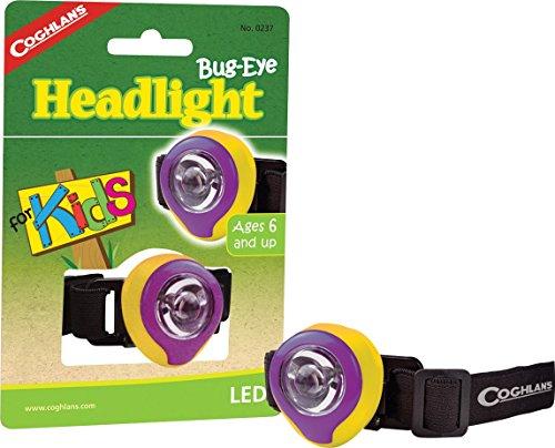 Coghlan's 7690237 CL Lampe de tête enfants #0237, Plastique, Multicolore