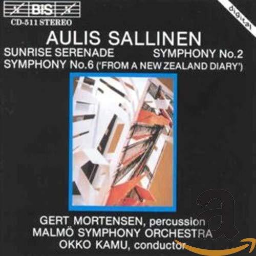 Sallinen: Sunrise Serenade / Symphony No. 2 / Symphony No. 6