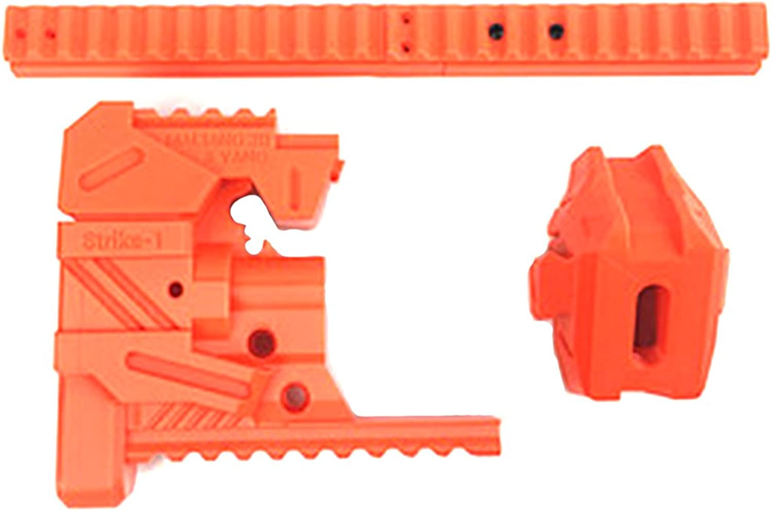 LoKauf 3D Printing Science Fiction Style S1 Appearance Modified Kit for Nerf Stryfe