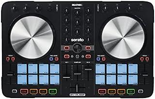 Reloop BEATMIX 2 MK2 controlador dj Negro Digital Vinyl System (DVS) scratcher 2 canales - Controladores dj (6,3 mm, 3.5 mm/6.35 mm, USB, 492 mm, 317 mm, 35 mm)