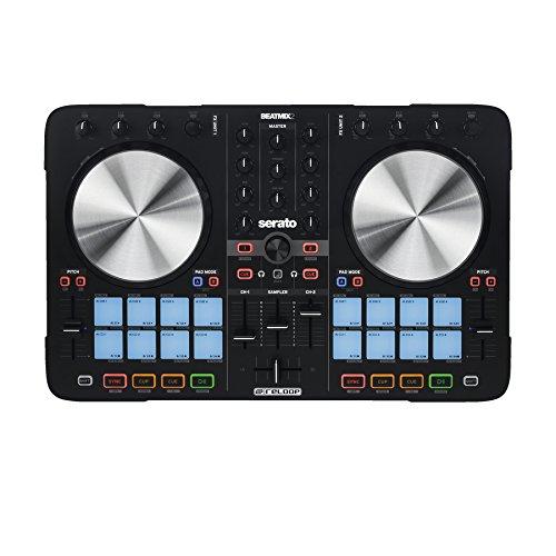 Reloop BEATMIX 2 MK2 controlador dj Negro Digital Vinyl System (DVS)...