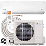 Senville SENL-24CD Mini Split Air Conditioner Heat Pump 24000 BTU 17 SEER 208/230V, White