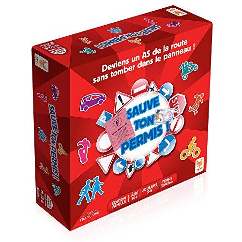Topi Games - Sauve Ton Permis - 219004
