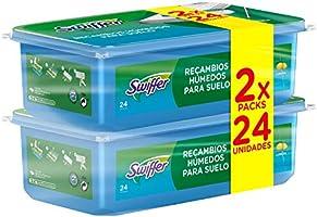 Swiffer droogdoekjes met verse citroengeur, 2968 g