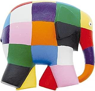 Plastoy SAS PLA70040 Elmer The Patchwork Elephan Magnetic Figurine