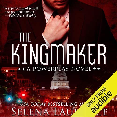 The Kingmaker audiobook cover art
