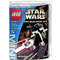 レゴ LEGO4487 スターウォーズ ミニビルディングセット ジェダイ スターファイター