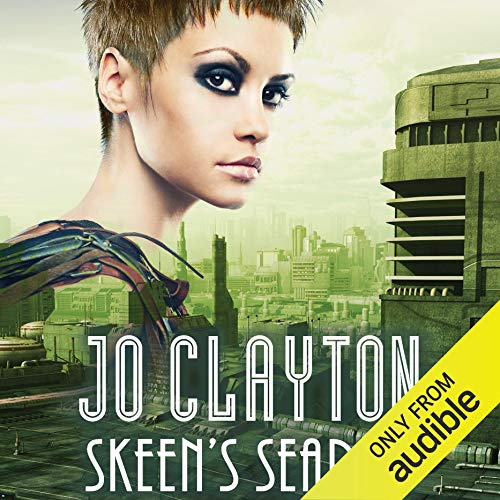 Skeen's Search Audiobook By Jo Clayton cover art