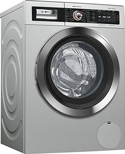 Bosch WAY327X0 HomeProfessional Waschmaschine Frontlader/9 kg / 1600 UpM/Flecken-Automatik/Active Water Plus/inox-antifingerprint