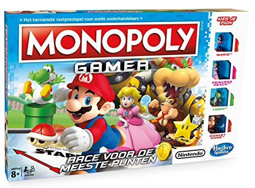 Hasbro c1815104Monopoly: Gamer