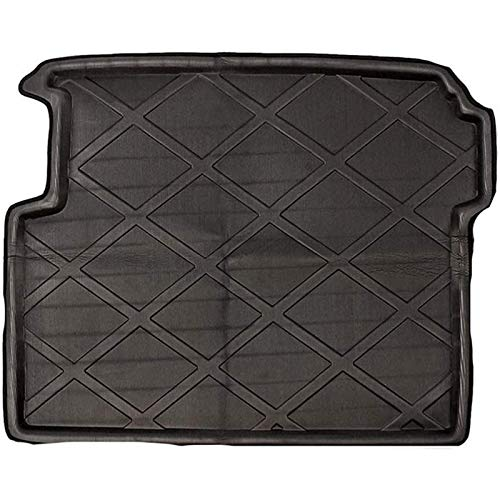 ZHLZH Car Rear Trunk Mat for BMW F25 X3 2011 2012 2013 2014 2015 2016 2017 2018, Rubber Non-Slip Boot Liner Floor Tray Mat Protector Waterproof Dust-Proof Anti-Scratch Cargo Storage Pad