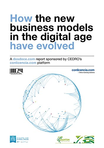 How the new business models in the digital age have evolved (English Edition)