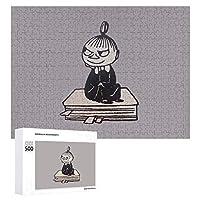 500/1000ピース 木製パズル Puzzle ムーミン 壁飾り ジグソーパズル スジグソーパズル パズル絵画 知育玩具 Jigsaw インテリア ウォールアート 壁の装飾 プレゼント コレクション 親子ゲーム おもちゃ 収納ケース付き TOYS