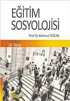 Egitim Sosyolojisi
