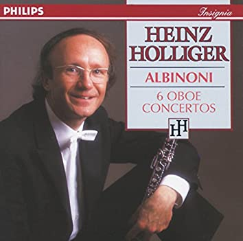Albinoni: 6 Oboe Concertos