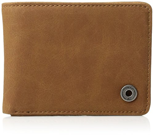 O'Neill Men's Naples Wallet, Cedar, One Size