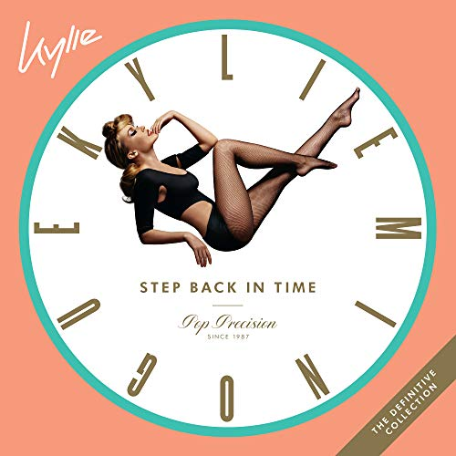 Kylie Minogue - Step Back In Time (2 Cd + Libro) Edición Deluxe