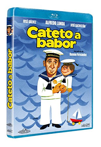Cateto a babor [Blu-ray]