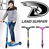 Stunt-Tretroller von Land Surfer® – Flammen - 2