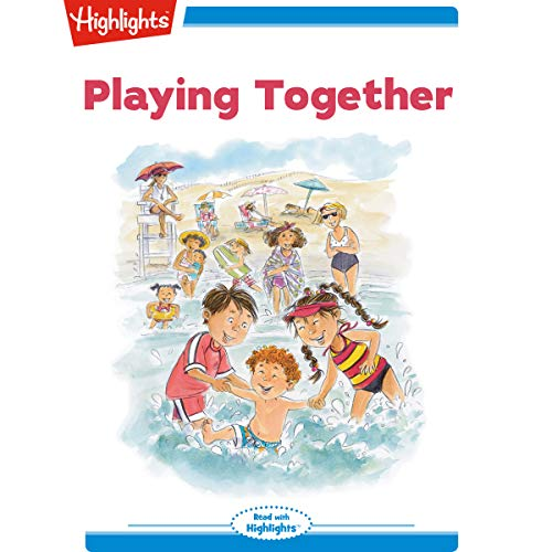 Playing Together copertina
